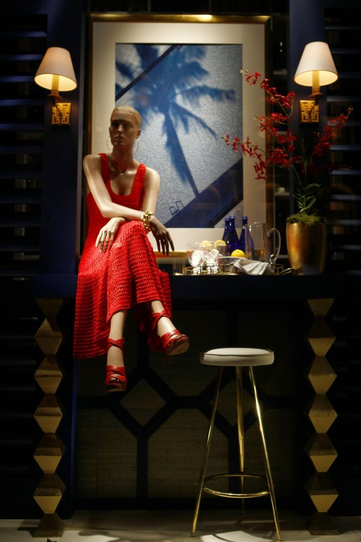 WindowsWear | Ralph Lauren, New York, May 2013 ~