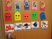 RA Matthew's door tags | Bulletin Boards and Door Tags ...