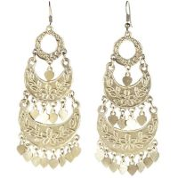 Alkemie Gypsy Earrings ($209) liked on Polyvore | Polyvore ...