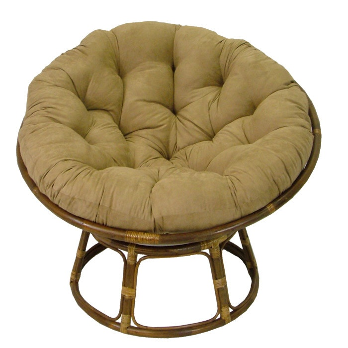 Papasan Lounge Chair  For the Home  Pinterest