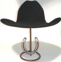 Cowboy Hat Holder Genuine Horseshoe | Decorating FUN ...