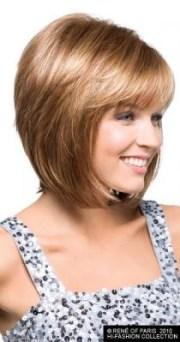 collar length bob style hairstyles
