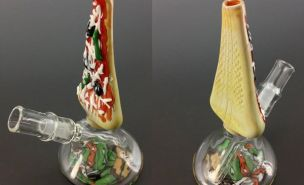 crazy glass pipes