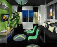 Awesome looking Xbox room | Everything is good | Pinterest