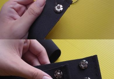 Diy Elastic Belt