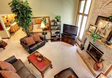 Ideas About Apartment Living Rooms On Pinterest