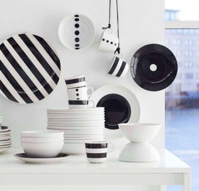 Ikea dinner ware, waant!