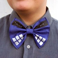 Bow ties are cool. ;)