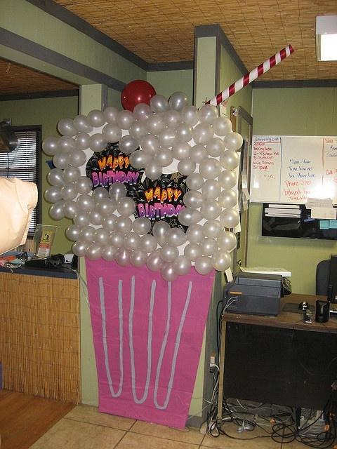 Birthday Decoration for door