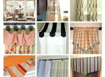 37 DIY Window Treatment Ideas   For the Home   Pinterest