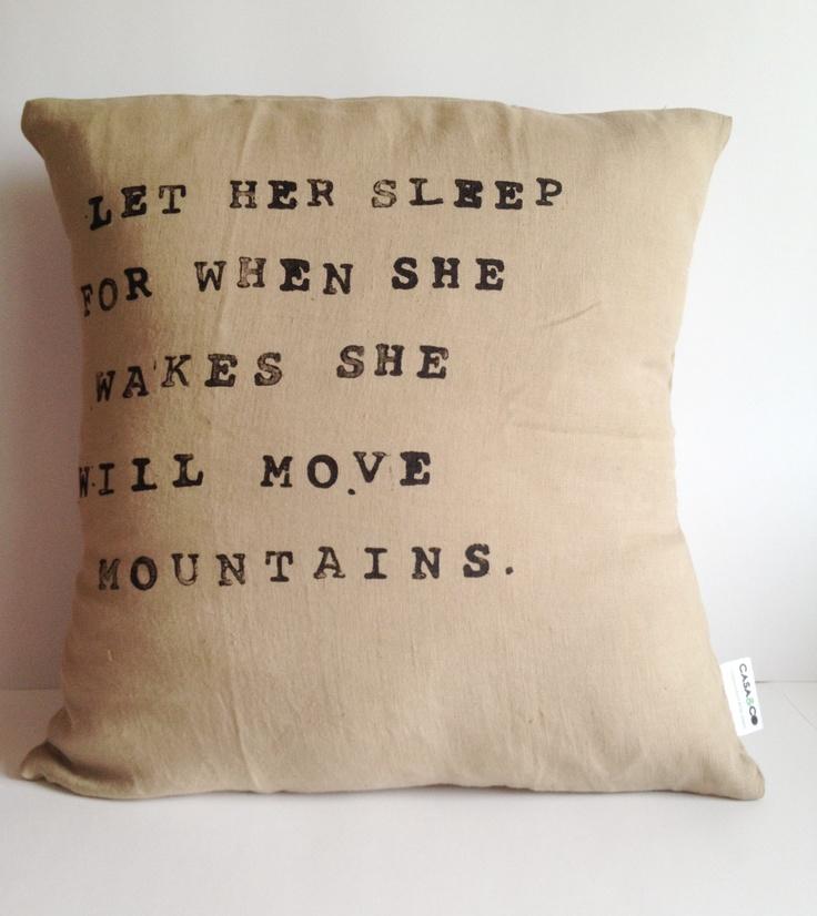 Pillow Sleeping Quotes. QuotesGram