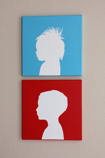 christina williams: Canvas Silhouette Updates