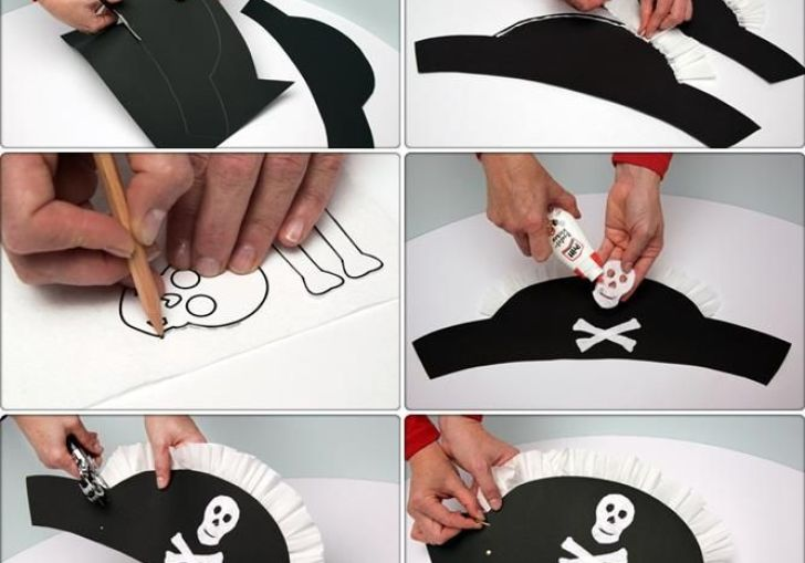 Easy Diy Halloween Hat Crafts For Kids To Complete Their Costume