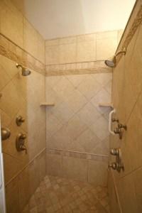 Tiled Shower Stalls.   Showers   Pinterest