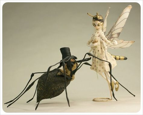 Image result for spider and fly