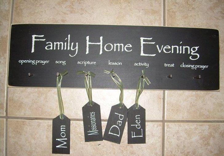 Family Home Evening Game Book Of Mormon Scavenger Hunt