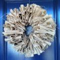 Petticoats and pigtails diy wire coat hanger burlap wreath