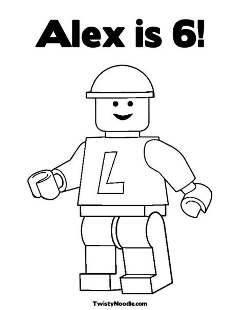 Free coloring pages of ninjago ed