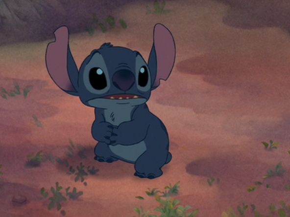 If you love Stitch, you need to watch this.