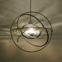 Orbit Pendant Lamp | Light the way | Pinterest
