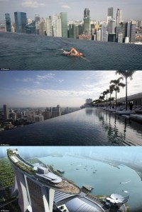 Rooftop pool hotel-Singapore! | Favorite Places & Spaces ...