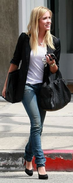Kristin Cavallari Skinny Jeans