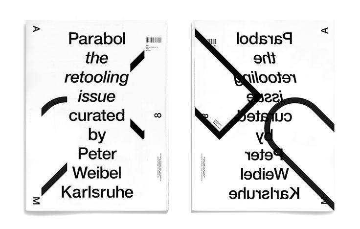 Parabol Art Magazine | The retooling issuecurated by Peter Weibel (Karlsruhe)
