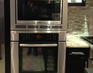 Bosch Wall Oven Microwave
