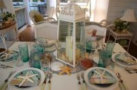 Beach Wedding Table Settings | weddings on a budget ...