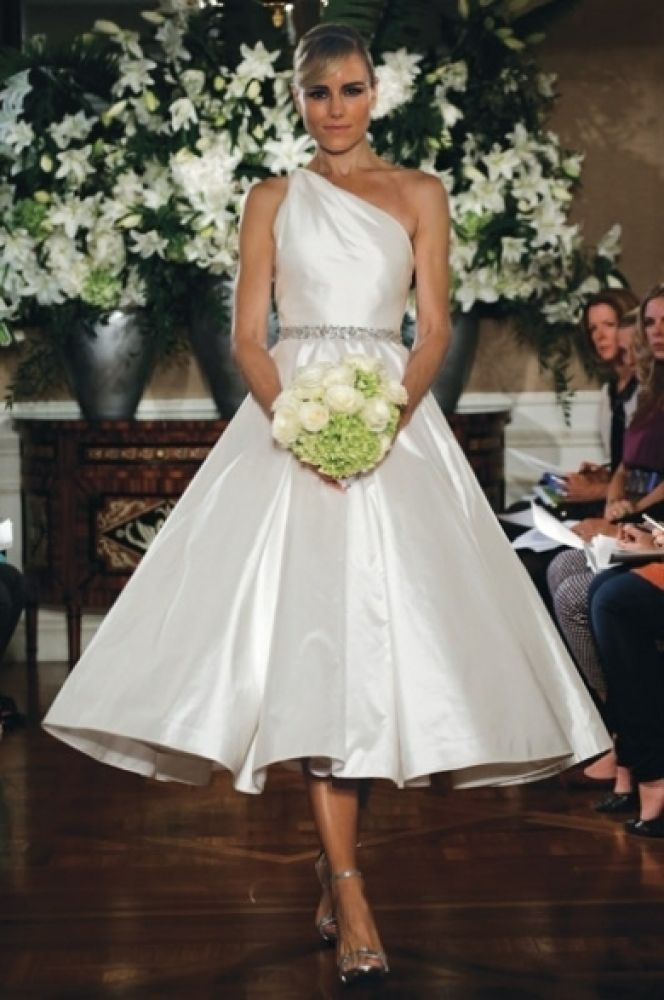 2013 Wedding Gown Trend: Twists