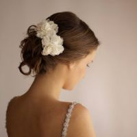 Wedding Hair Piece Vintage Lace - Wedding Hair Flower Clip ...