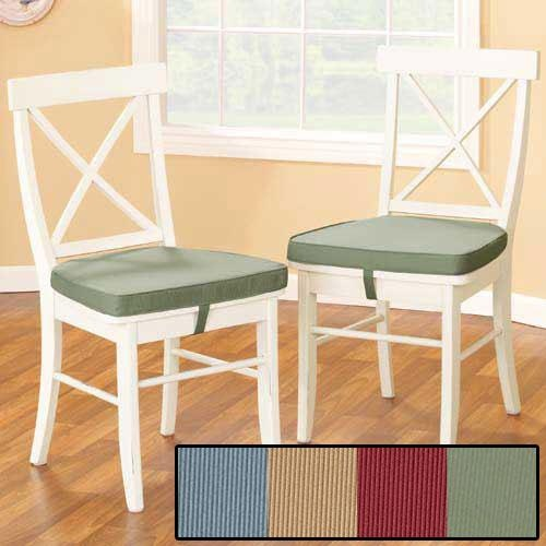 Kitchen chair pads DIY  For the Home  Pinterest