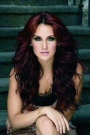 black cherry hair color health