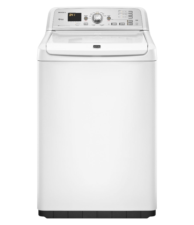 how to reset maytag washer top load