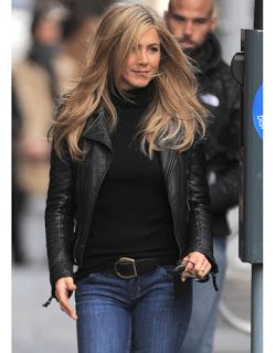 STYLE AT EVERY AGE: Wednesdays Wardrobe Staple - The Leather Biker Jacket