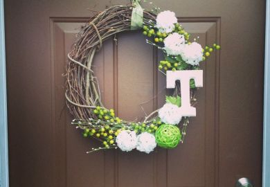 Diy Summer Wreaths For Front Door