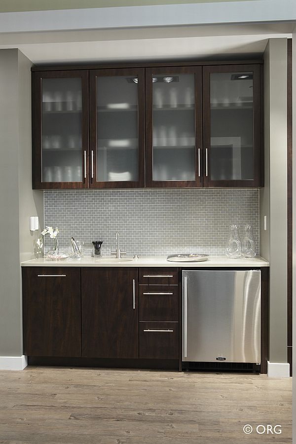 wet bar idea  Home  Pinterest
