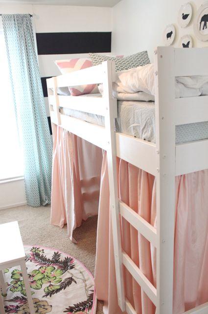 mommo design IKEA HACKS FOR GIRLS