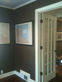 french doors on office | Home! | Pinterest