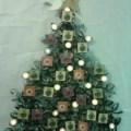 Contest decorating door winner christmas tree http www pinterest com