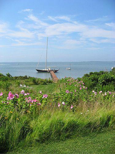 nantucket landscape england