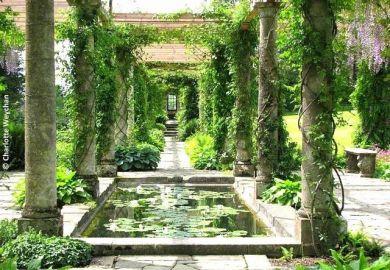 Modern Garden Fountains