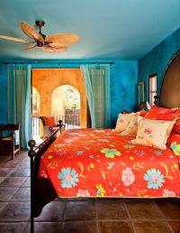 Spanish style bedroom | Dream casa ideas | Pinterest