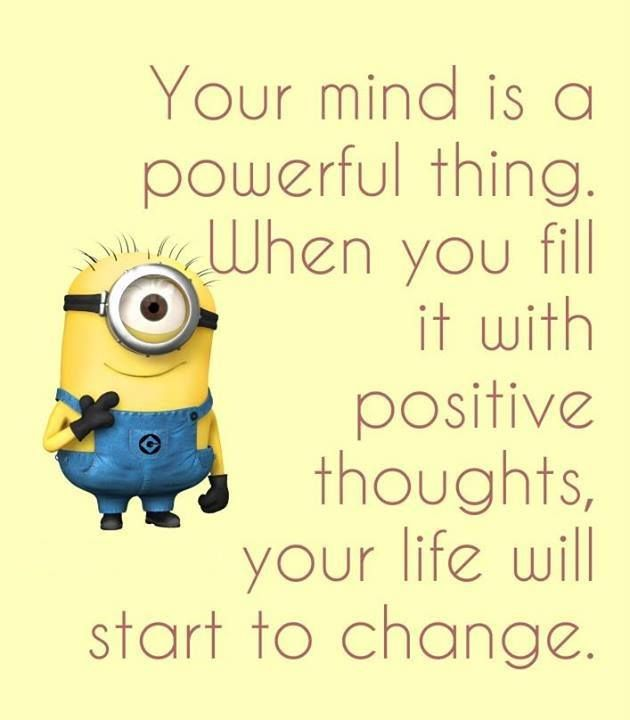 Cute Wallpapers With Bff Quote Minion Positive Quotes Quotesgram