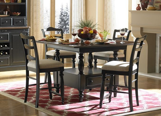 Pin  Pin  tall dining  Kincaid Stonewater Tall Dining Table   Ideasidea. Kincaid Stonewater Tall Dining Table. Home Design Ideas