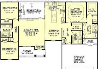 Affordable House Plans Houseplans