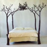 Bird nest bed | Let's Stay Home | Pinterest