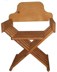medieval folding chair | SCA plans | Pinterest