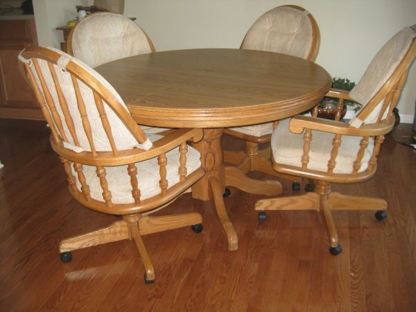 KITCHEN TABLE AND CHAIRS 7500  craigslist  Pinterest