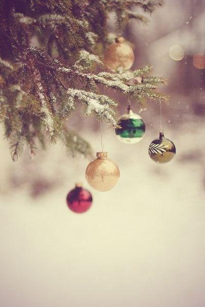 Christmas tree | via Tumblr